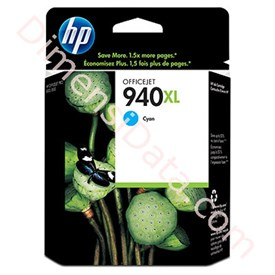 Jual Tinta / Cartridge HP Cyan Ink 940XL [C4907AA]